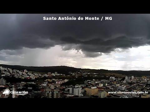 Chuva em Santo Antônio do Monte/MG - 02/03/17