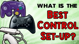 What is the BEST control setup for Smash 4? – My Smash Corner