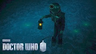 Programme website: http://bbc.in/1UFcb1w Something lurks beneath the frozen Thames and the Doctor and Bill are on very thin ice.