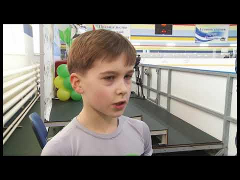 Четверные прыжки в 12 лет. Тюмень приняла первенство России по фигурному катанию