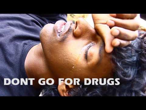 drug edicted person (видео)
