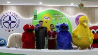 Vui cùng Xứ sở Sesame