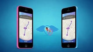3ヶ月で180万DL突破!女性が夜道を安心して歩くことができるアプリ「BackMeApp」