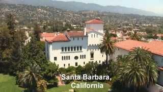 Santa Barbara (CA) United States  city photo : Amazing Santa Barbara California: America's Spanish Mediterranean!
