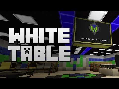white table - CCL Excerpt #13 - White Table Minecraft Server What is White Table? It is an advanced research facility in the middle of the desert! Come and see out signifi...