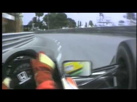 tributo ad ayrton senna - simply the best