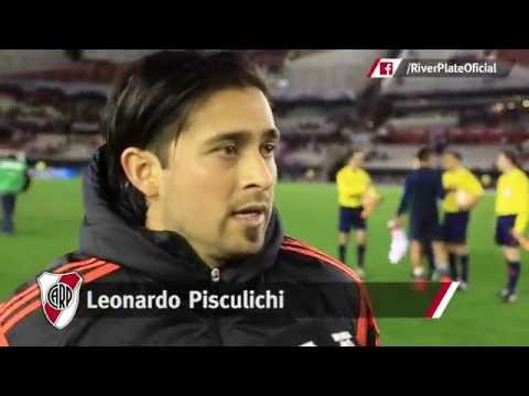 Pisculichi: �Tuve bastante contacto con la pelota�