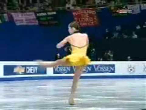 超完美的表演,最後5秒這種超越極限的旋轉,竟然沒暈倒?