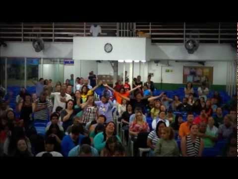 Filhos do Seu Amor - (Gidel e Carol) Igreja Batista Restauração Mauá SP ( Parte 2)