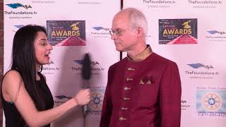 Divya Sharma talks to Phil Scarff on the FTV Red Carpet