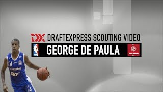 George De Paula - Brazilian Finals Matchup Video