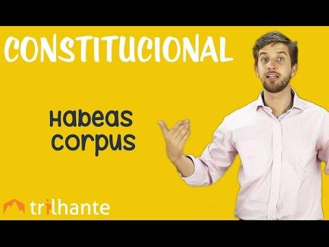 Habeas Corpus - Constitucional OAB