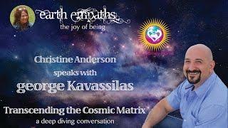 Transcending the Cosmic Matrix