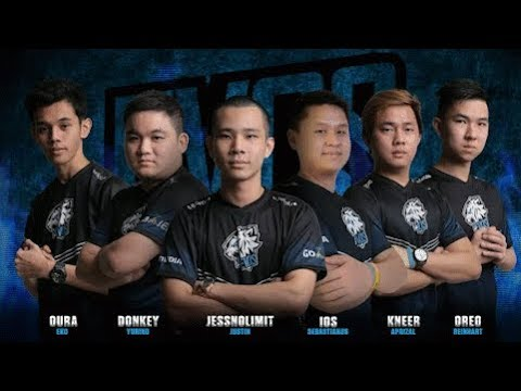 EVOS Mobile Legends 2018 Roster Reveal Ft JessNoLimit And Oura