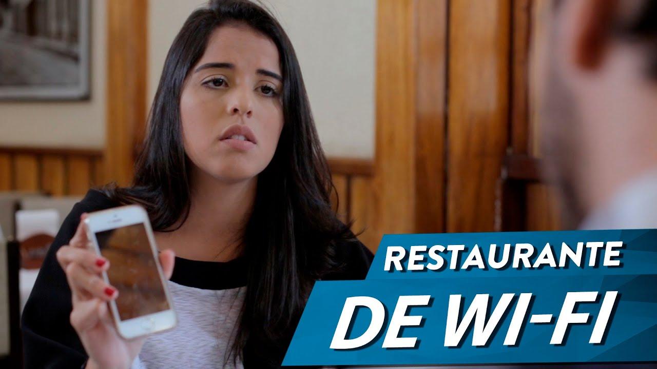 Restaurantes de WiFi