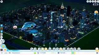 SimCity - Timelapse