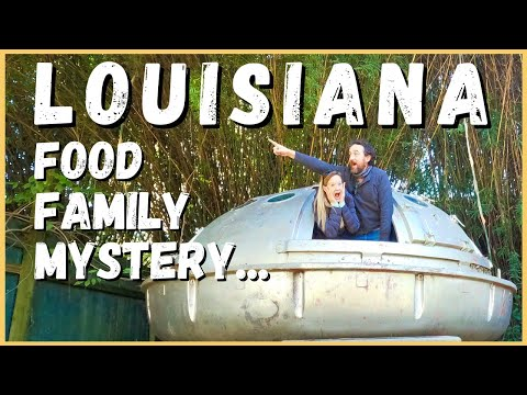 🐊⚜️ New Orleans Louisiana Things to Do + Abita Mystery House | Newstates in the States