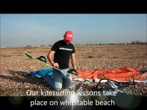Kent Kitesurfing school movie.wmv