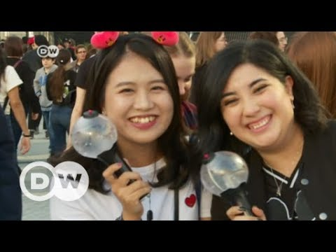 Berlin fans weigh in on what makes BTS so special  DW English