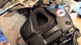 7. 2003 Suzuki Intruder 1500 Performance with GMan Industries CarbWorks Upgrade