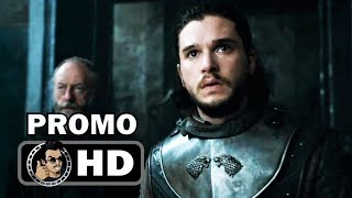 GAME OF THRONES S07E03 Official Promo Trailer (HD) Kit Harrington HBO Series SUBSCRIBE for more TV Trailers HERE: ...