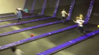 Gorey Ireland  city photo : Adventure Alley Trampoline Center (Jumpstartz) Gorey, Wexford, Ireland