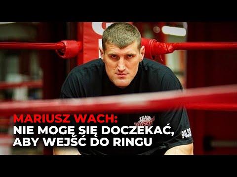 """Mariusz Wach: """"Tyson Fury bazuje na cwaniactwie"""""""