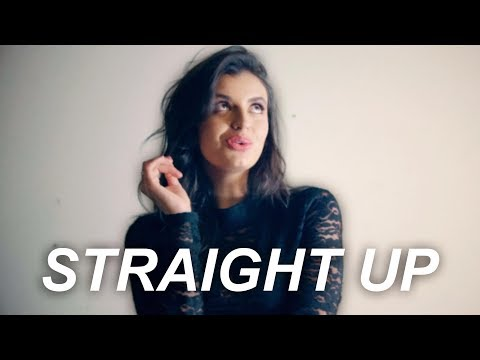 Straight Up Paula Abdul Cover [Feat. Trevor Holmes]
