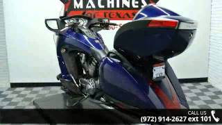 6. 2012 Victory Vision Tour ABS  - Dream Machines of Texas -...