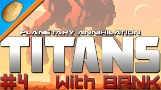 We're playing some Planetary Annihilation today with BRNK! Check out BRNK's channel: http://bit.ly/2f2ikWlCheck out the playlist: http://bit.ly/2vyW1POHelp me pay the bills on Patreon: http://patreon.com/orbitalpotatoJoin the Discord and chat to other awesome people: https://discord.gg/rtRFM37Links N' Stuff!   Streaming - http://twitch.tv/orbitalpotato   Twitter - http://twitter.com/orbitalpotato  YouTube - http://youtube.com/orbitalpotatoDISCLAIMER: You should assume that all games played on this channel are free preview/review copiesEnjoyed the video? If you give it a like it helps the channel! Hey I'm Orbital Potato and I play mostly strategy, simulation and sci-fi games. Hopefully you've enjoyed this video, if you feel generous and want to support me further then clicking the subscribe button would be super cool. Also, please comment, because I love to hear what you guys have to say :)