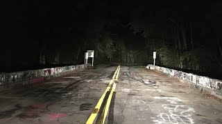 Smyrna (DE) United States  City new picture : Cry Baby Bridge near Smyrna, Delaware - Virginia Paranormal Investigations