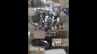 10. Yamaha blaster engine swap