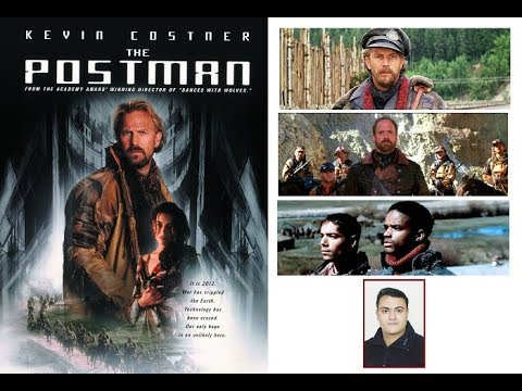 """Master Scene ..... a scene from the movie """"The Postman"""""""