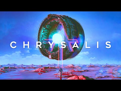 CHRYSALIS - A Chill Synthwave Retrowave Mix From Space