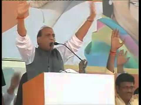Shri Narendra Modi addresses BJP's Suraaj Sankalp Rally in Jaipur видео