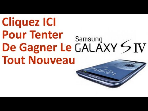 comment gagner un samsung galaxy s