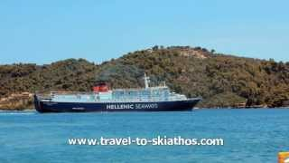 Travel To Skiathos