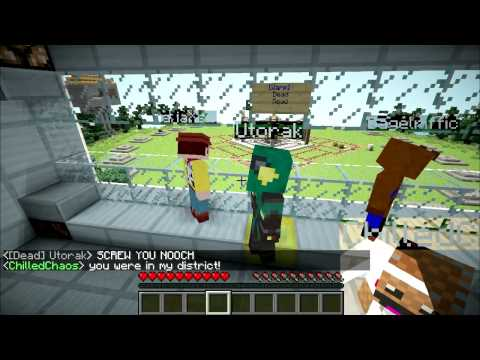 The Second Hunger Games! Part 3 - The Hungertage Video