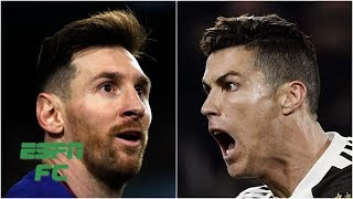 A Lionel Messi vs. Cristiano Ronaldo final is happening, Stewart Robson says | Champions League