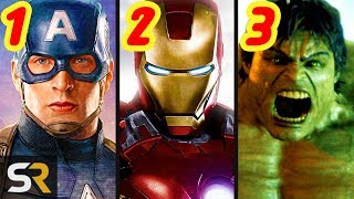 The Best MCU Rewatch Order For Before Avengers: Infinity War