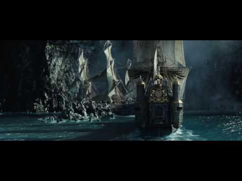 Nový trailer k filmu Piráti z Karibiku: Salazarova pomsta je tady!