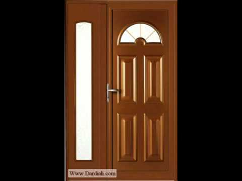 Comment Cacher Une Porte D Entree  Maison Design  BahbeCom