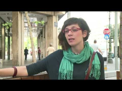 Jobs for youth: lost for years to come – ILO TV reports from Greece