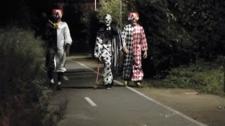 Video PIEGER DES CLOWNS TUEURS | CATCHING KILLER CLOWN (IbraTV) MP3, 3GP, MP4, WEBM, AVI, FLV Agustus 2017