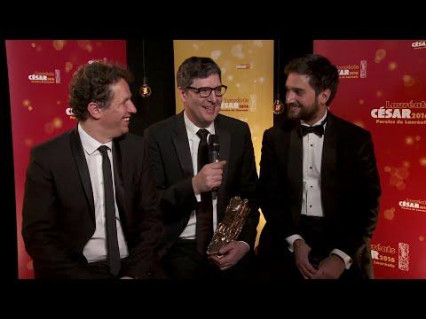 Paroles de Lauréats - Meilleur film d'animation long métrage - César 2016