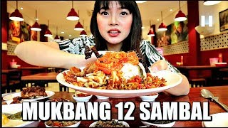 Download Video 12 SAMBAL GELEDEK SEKALI MAKAN! MP3 3GP MP4