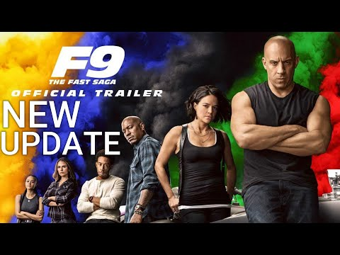 fast and furious 9 update | fast and furious 9 release update | FF9 | FF9 UPDATE |