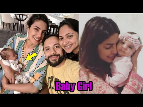 Priyanka Chopra and Nick Jonas blessed with a baby girl || EXCLUSIVE LEAKED