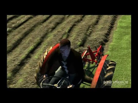 Agricultural Simulator Historical Farming 2012 [PC]