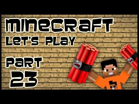 MC LetsPlayers - GoGo - Part.23 - TNT !